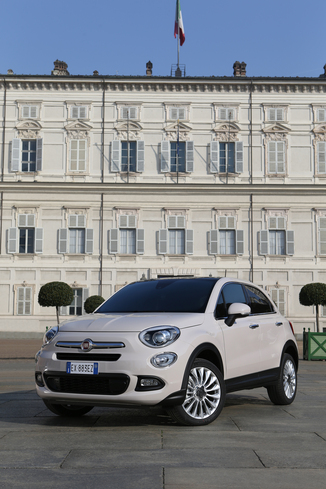 fiche technique fiat 500x 1 6 e torq 110ch collezione l 39. Black Bedroom Furniture Sets. Home Design Ideas