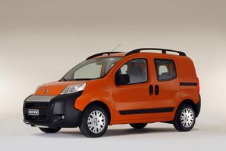 FIAT Fiorino Combi 1.3 Multijet 16v 75ch DPF