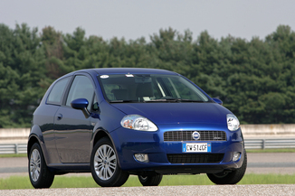 fiche technique fiat grande punto 1 4 8v 77 70ch gnv dynamic 3p l 39. Black Bedroom Furniture Sets. Home Design Ideas