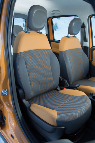 fiche technique fiat panda 4x4 iii 1 3 multijet 16v 75ch s s trekking 4x2 l 39. Black Bedroom Furniture Sets. Home Design Ideas