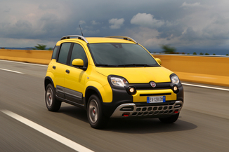 fiche technique fiat panda 4x4 cross iii 0 9 8v twinair 90ch s s cross l 39. Black Bedroom Furniture Sets. Home Design Ideas