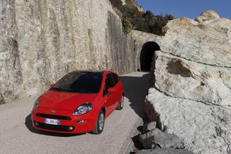 FIAT Punto 1.2 8v 69ch Pop 5p