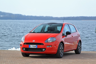 FIAT Punto 1.4 8v 77ch S&S Steel Business 5p