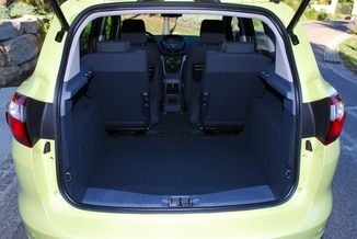 fiche technique ford c max ii 1 6 tdci 115ch fap titanium x l 39. Black Bedroom Furniture Sets. Home Design Ideas