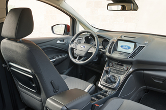 fiche technique ford c max ii 1 0 ecoboost 125ch business nav s s l 39. Black Bedroom Furniture Sets. Home Design Ideas