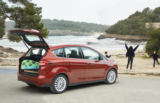 critique ford c max