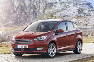 FORD C-MAX 1.5 TDCi 120ch Stop&Start Business Nav PowerShift