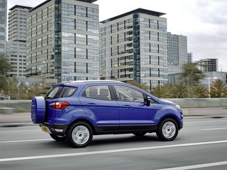 fiche technique ford ecosport 1 0 ecoboost 125ch titanium l 39. Black Bedroom Furniture Sets. Home Design Ideas