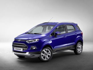 FORD EcoSport 1.5 Duratec 110ch Titanium PowerShift