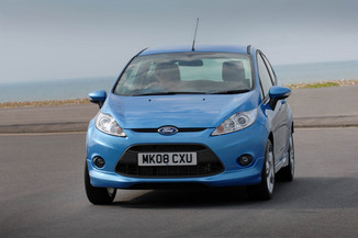 Ford Fiesta IV 1.25 82ch Trend Pack 5p (07-2011)