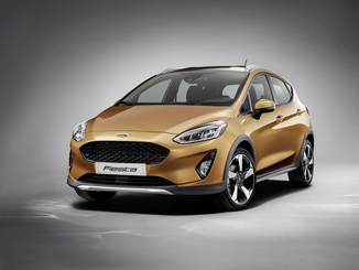 FORD Fiesta Active 1.0 EcoBoost 125ch S&S Plus Euro6.2