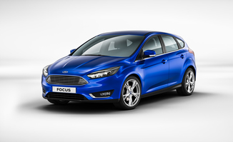 FORD Focus 1.0 EcoBoost 125ch Stop&Start Black