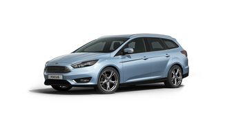 FORD Focus SW 1.0 EcoBoost 125ch Stop&Start Black