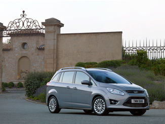 FORD Grand C-MAX 1.6 SCTi 150ch EcoBoost Stop&Start Titanium