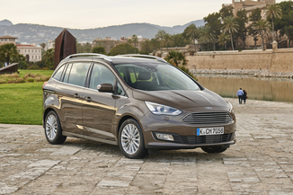 Ford Grand C-Max (2010 - 2018)