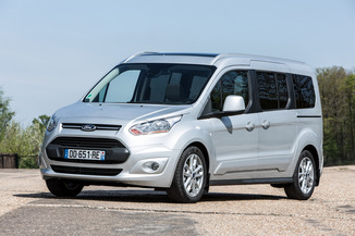 FORD Grd Tourneo Connect 1.6 TDCi 115ch Titanium