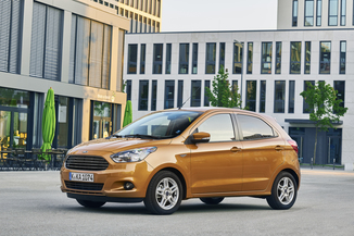 Ford Ka+ 1.2 Ti-VCT 85ch White Edition (12-2016)