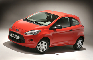 FORD Ka 1.2 69ch Stop&Start Black Edition