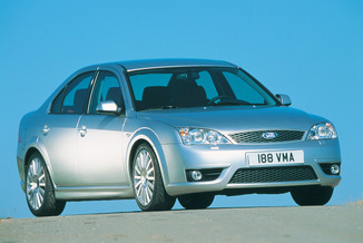Ford Mondeo II 2.0 X-Trend 5p (06/2003)
