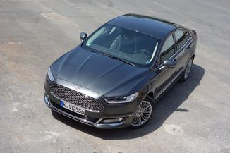FORD Mondeo 2.0 TDCi 180ch Vignale PowerShift 5p