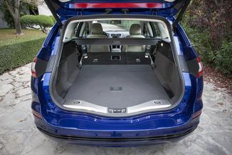 Fiche technique Ford Mondeo SW IV 2.0 TDCi 150ch Titanium ...