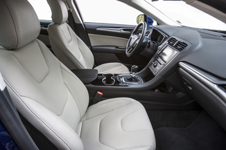 Ford mondeo business nav 2016