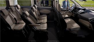 Fiche Technique Ford Transit Custom Kombi 310 L2h1 2 2