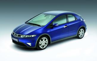 HONDA Civic 2.2 i-CTDi Evolution 5p