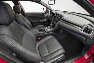 fiche technique honda civic x 1 5 i vtec 182ch sport plus 5p l 39. Black Bedroom Furniture Sets. Home Design Ideas
