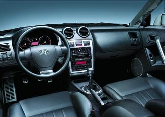 Fiche Technique Hyundai Coupe Ii 2 0 Cvvt 143ch Pack Luxe