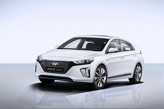 HYUNDAI Ioniq Electric 120ch Creative