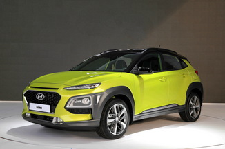 HYUNDAI Kona Electric 136ch Creative