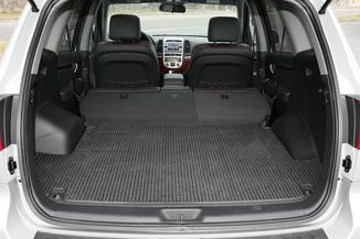 fiche technique hyundai santa fe 4x4 2 diesel 2 2 crdi 4wd pack premium limit de 2011 2012. Black Bedroom Furniture Sets. Home Design Ideas