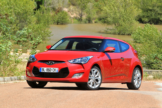 HYUNDAI Veloster 1.6 T-GDI Turbo 186ch DCT-7