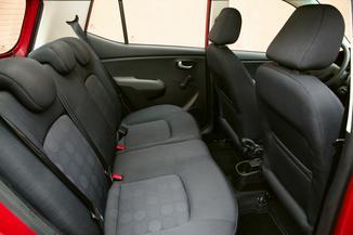 Fiche technique Hyundai i10 essence 1.2 Pack Clim II de 2009 à 2011