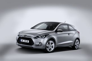 HYUNDAI i20 Coupé 1.4 CRDi 90 Intuitive Plus