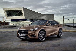INFINITI Q30 2.2d 170ch Business Executive DCT7