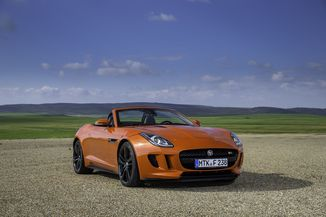JAGUAR F-Type Cabriolet