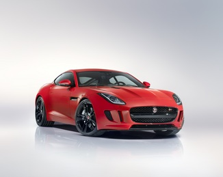 JAGUAR F-Type Coupe 5.0 V8 575ch SVR AWD BVA8