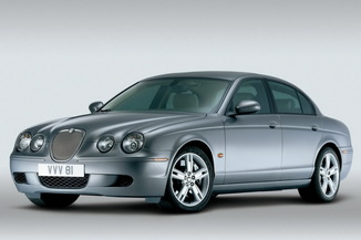 fiche technique jaguar s type i 2 5 v6 classique ba 2005. Black Bedroom Furniture Sets. Home Design Ideas