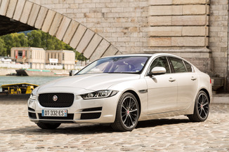 JAGUAR XE Génération I Phase 1 2.0T 200ch Business BVA8