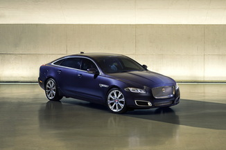 JAGUAR XJ 3.0 V6 S/C 340ch Autobiography Long AWD