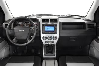 fiche technique jeep compass i 2 4 vvt limited 2008. Black Bedroom Furniture Sets. Home Design Ideas