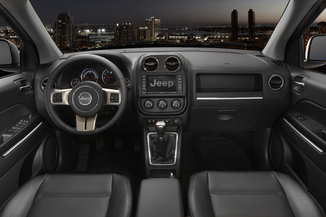 Fiche Technique Jeep Compass 2 2 Crd 136 Fap Limited 4x2