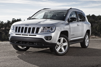 JEEP Compass 2.2 CRD 136 FAP Limited 4x2