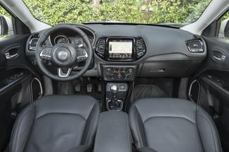 fiche technique jeep compass ii 1 4 multiair ii 140ch limited 4x2 l 39. Black Bedroom Furniture Sets. Home Design Ideas