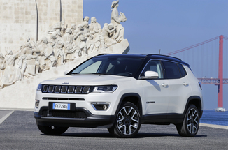 JEEP Compass 2.0 MultiJet II 140ch Limited 4x4