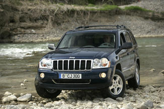 fiche technique jeep grand cherokee iii 4 7 v8 limited 2005. Black Bedroom Furniture Sets. Home Design Ideas