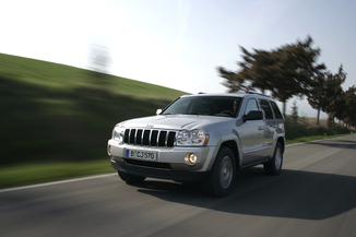 JEEP Grand Cherokee 5.7 V8 Hemi Limited