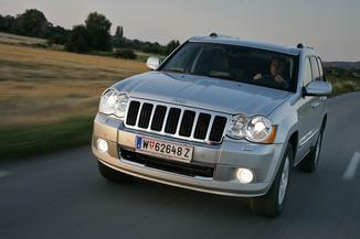 fiche technique jeep grand cherokee iii 3 0 crd gant 2009. Black Bedroom Furniture Sets. Home Design Ideas